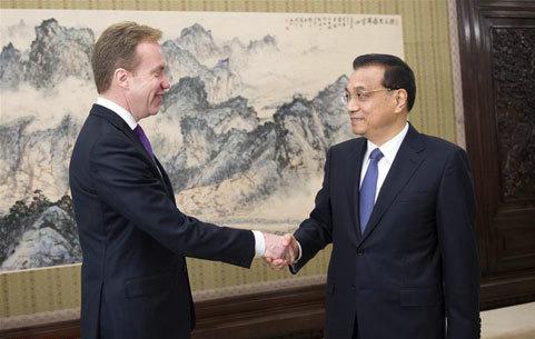 Normalization of China-Norway ties indicates basic diplomatic principles
