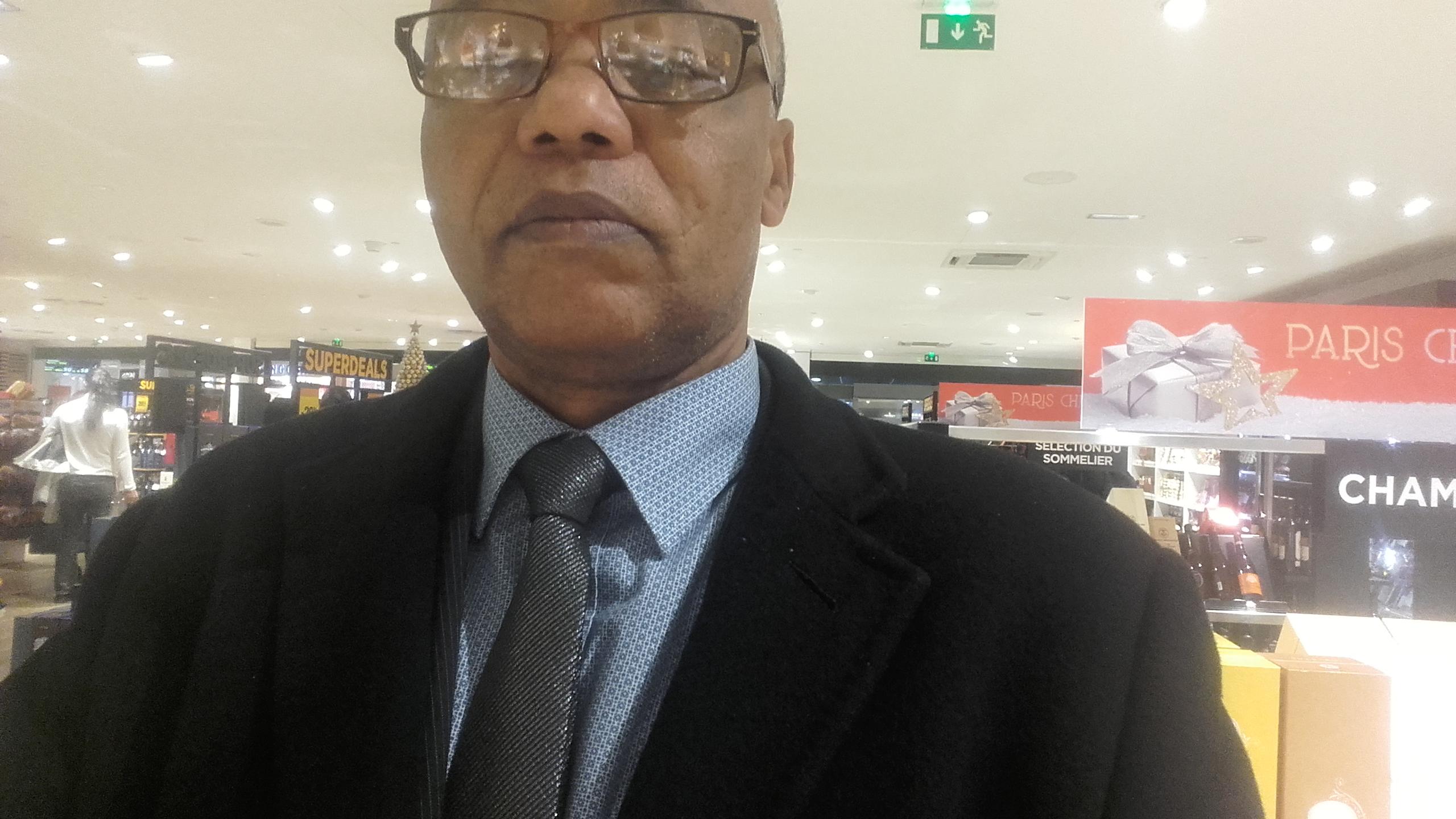 Bonne et heureuse année 2017 (Ahmat Yacoub Dabio)