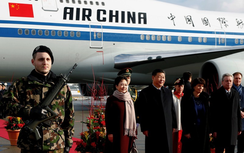 Xi to inject confidence into global business community at Davos