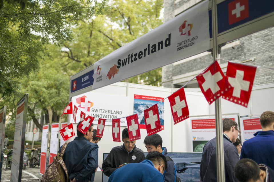 China, Switzerland to cement economic ties