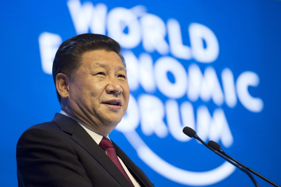 President Xi Jinping Stressing the Point that China Has Not Only Benefited from Economic Globalization But Also Contributed to It In His Keynote Speech at the Opening Session of the WEF Annual Meeting 2017