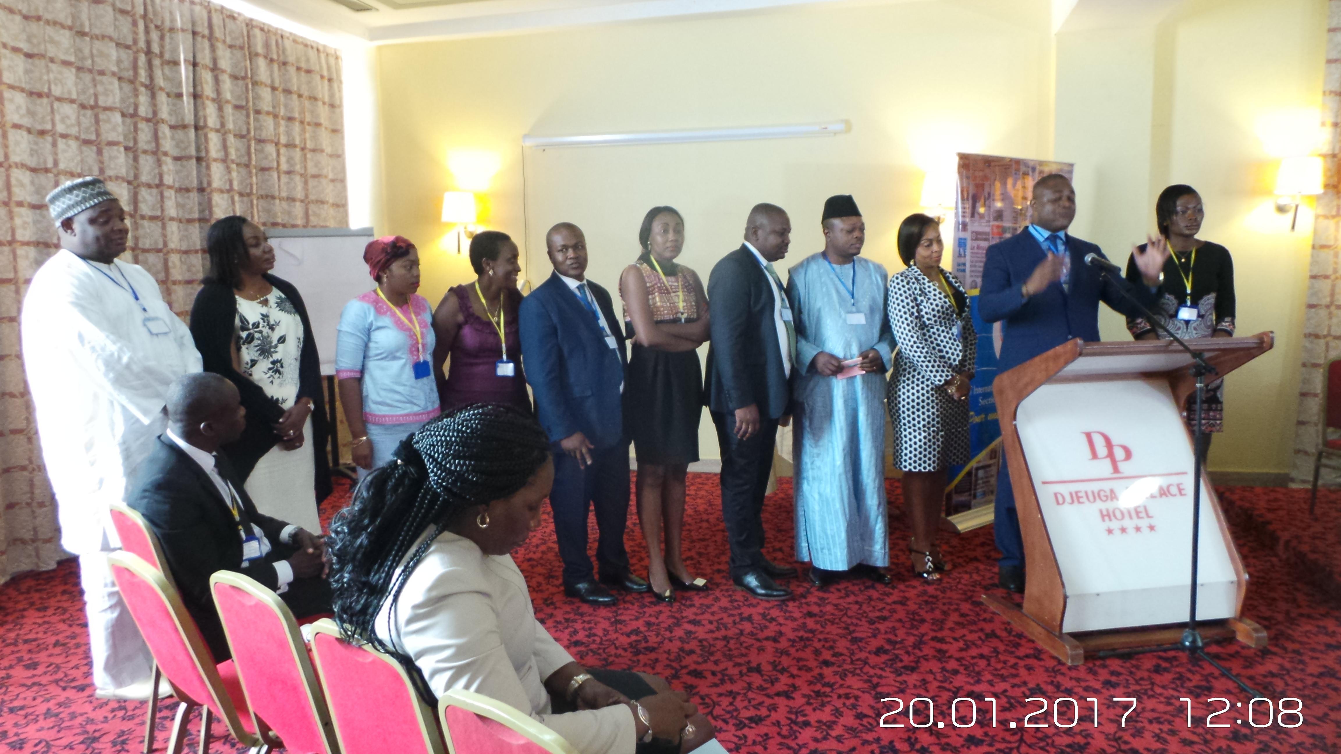 Le bureau réélu de l'Upf cameroun par moins d'un tiers des membres