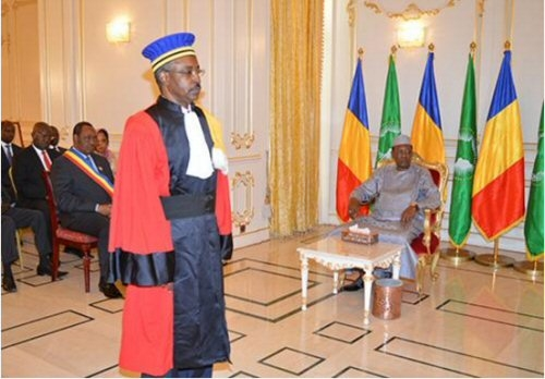 Tchad : Mahamat Ahmat Choukou élu président du conseil constitutionnel