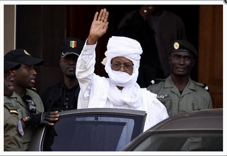 Tchad : Les étapes juridiques décisives du jugement d'Hissein Habré