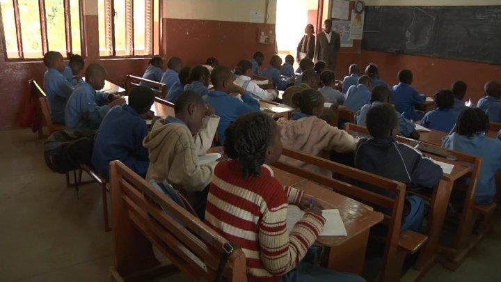 Une école au Tchad. Crédit photo : afrique.arte.tv