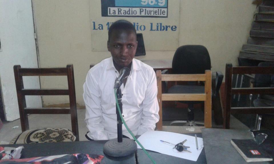 Djimet Wiche, Directeur de la Publication d'Alwihda Info.