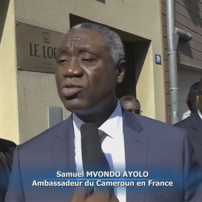 Cameroun:QUE SE PASSE T-IL AVEC  L'AMBASSADEUR SAMUEL MVONDO AYOLO ?