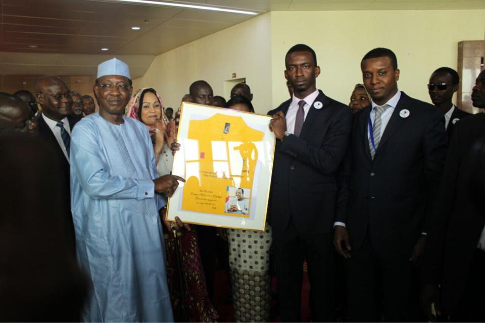 """Idriss Déby : """"La vieille Europe n'a rien à donner à l'Afrique"""""""
