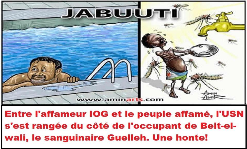 Haute trahison de l'opposition djiboutienne: A Djibouti, nous avons l'opposition la plus bête du monde