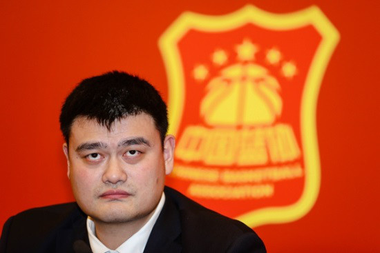 Yao Ming's election signifies a step towards China's sports reforms