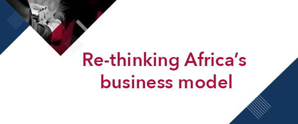 "Le AFRICA CEO FORUM veut réinventer le ""business model"" africain"