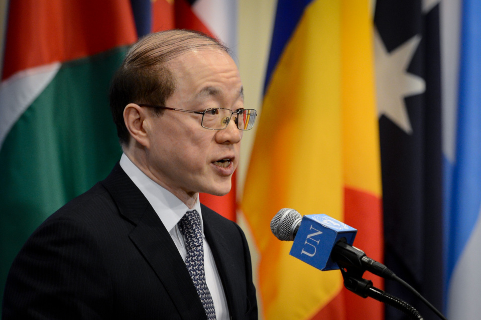 "Chinese diplomat unmasks ""hypocritical"" slams against China's veto on Syria sanctions"