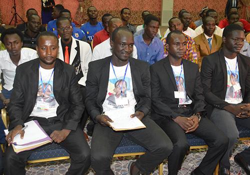Guinée : Les étudiants tchadiens ont demandé au Président l'ouverture d'une représentation diplomatique