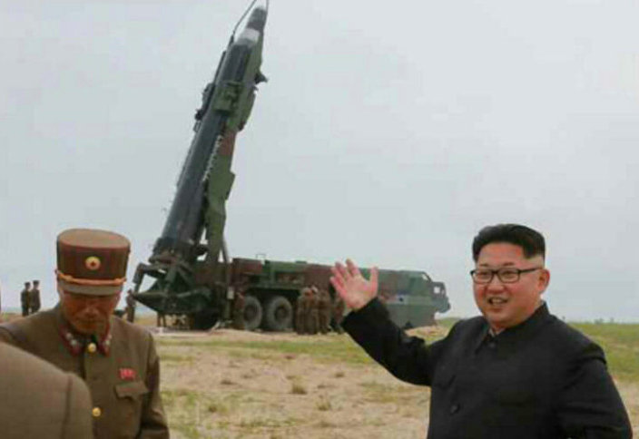 China opposes DPRK missile launches, urges all sides to exercise restraint