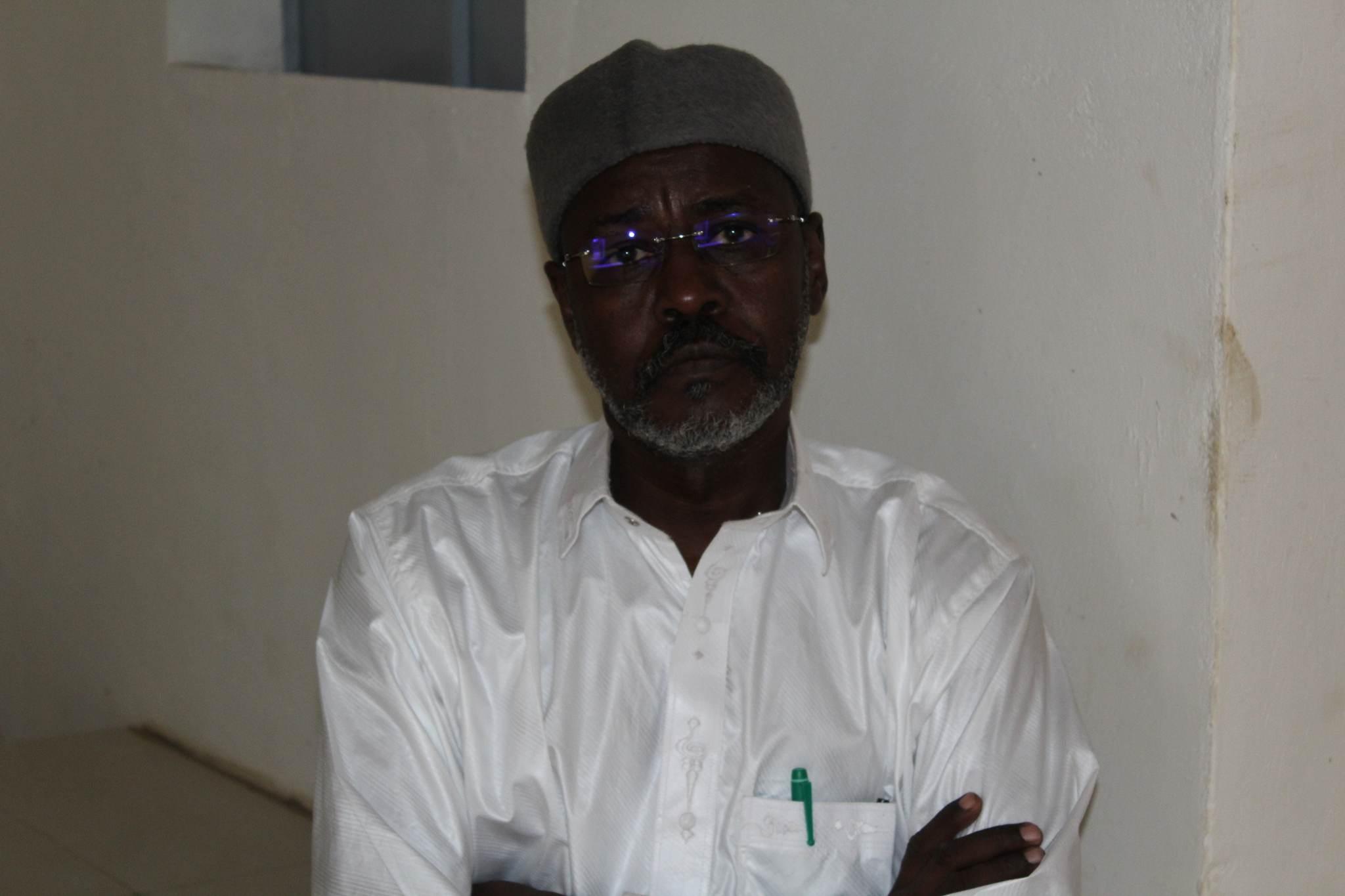 Le Dr. Ali Abdel-Rahman, recteur sortant. Alwihda Info