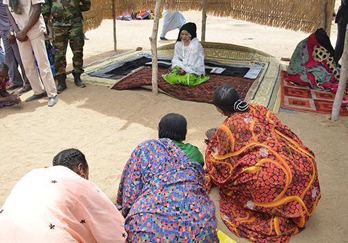 Tchad : Reine du Dar-Bilya, Princesse du Dar-Zaghawa, Hinda Déby devient « Mère du sultanat du Baguirmi »
