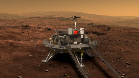 China to send Mars probe into space in 2020