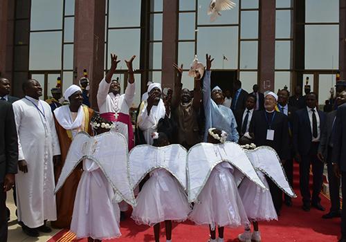 La journée de la paix au Tchad. ©