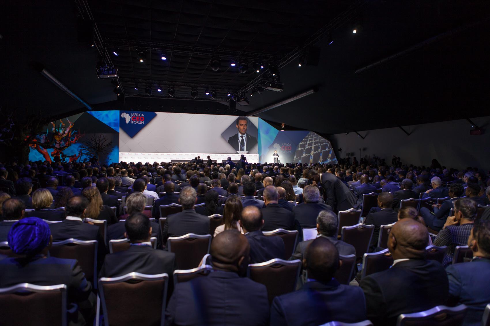 La 5ème Edition du Africa CEO Forum s'ouvre sur un Appel à Réinventer un Nouveau 'Business Model' Africain