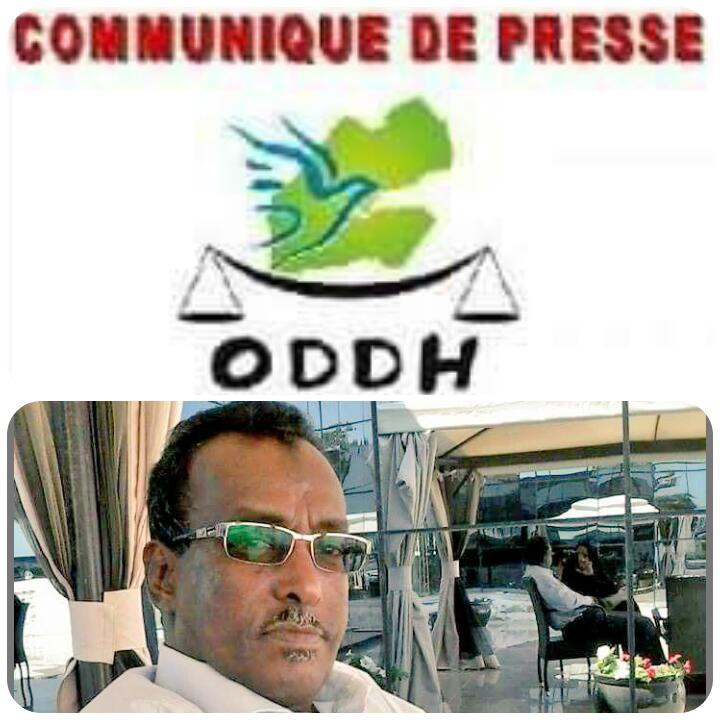 DJIBOUTI : Arrestation et détention de Djama Houssien Robleh, Secrétaire General du MRD