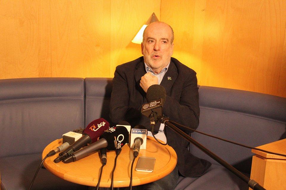 L'ambassadeur Jean-Paul Carteron, fondateur du Crans Montana, a accordé un entretien à Alwihda Info.