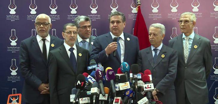 Maroc : Le nouveau gouvernement verra enfin le jour