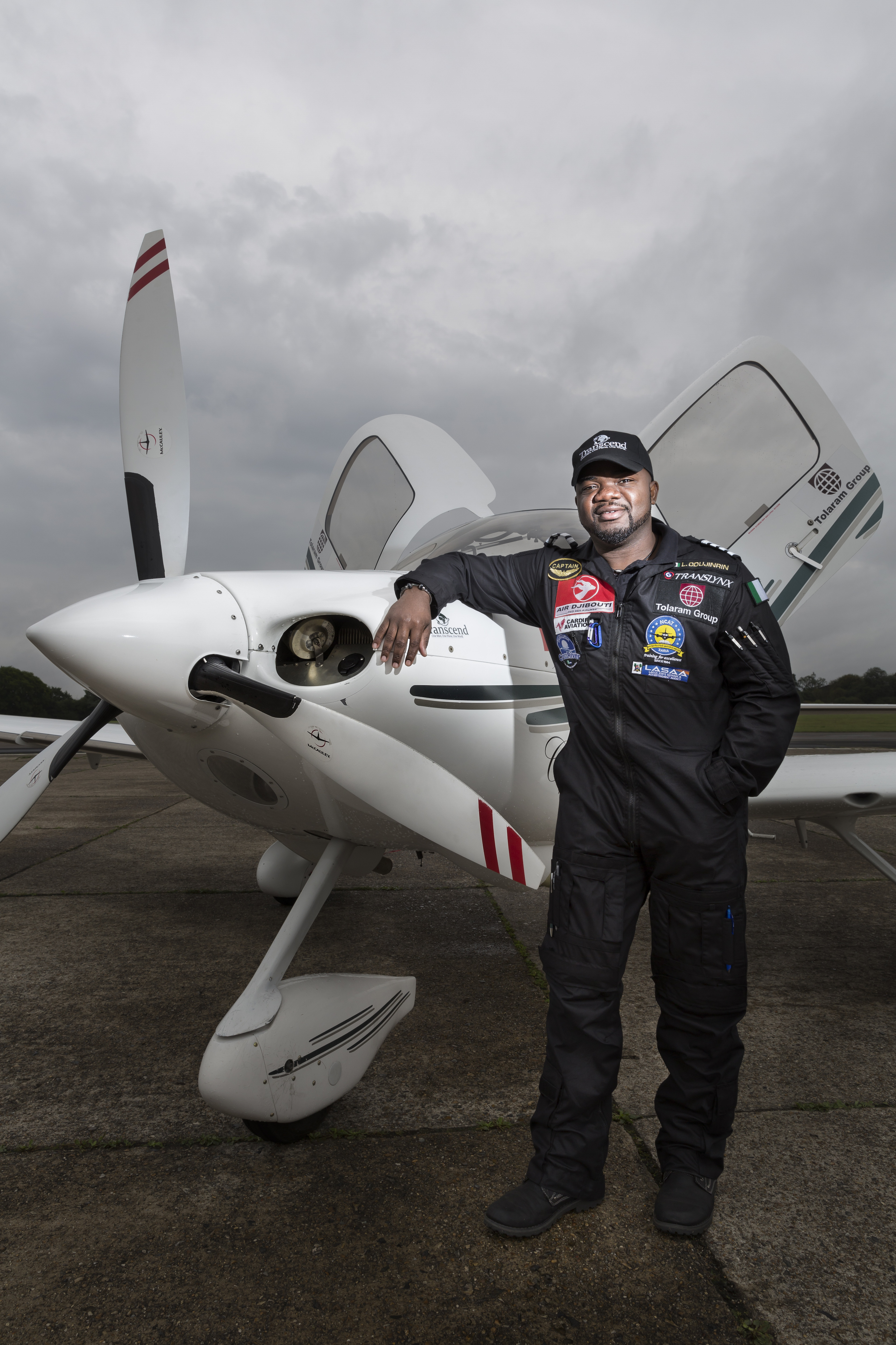 Air Djibouti pilot becomes first african to fly solo around the world