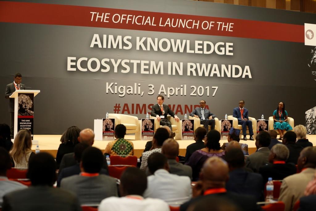 Lancement au Rwanda d'un écosystème de classe internationale pour la transformation pan-africaine par le biais des sciences mathématiques