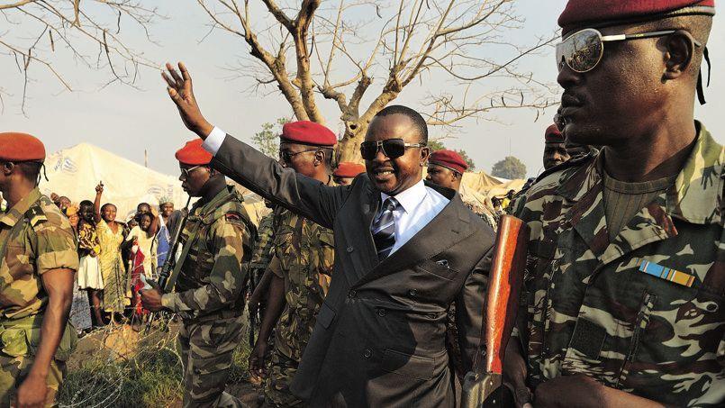 L'ancien chef de l'Etat centrafricain de la Transition par intérim, et Président du Conseil National de Transition (CNT), Ferdinand Alexandre N'guendet. Crédits photo : Source