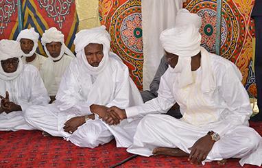 Tchad : Idriss Déby présente ses condoléances après la disparition d'un Chef de canton