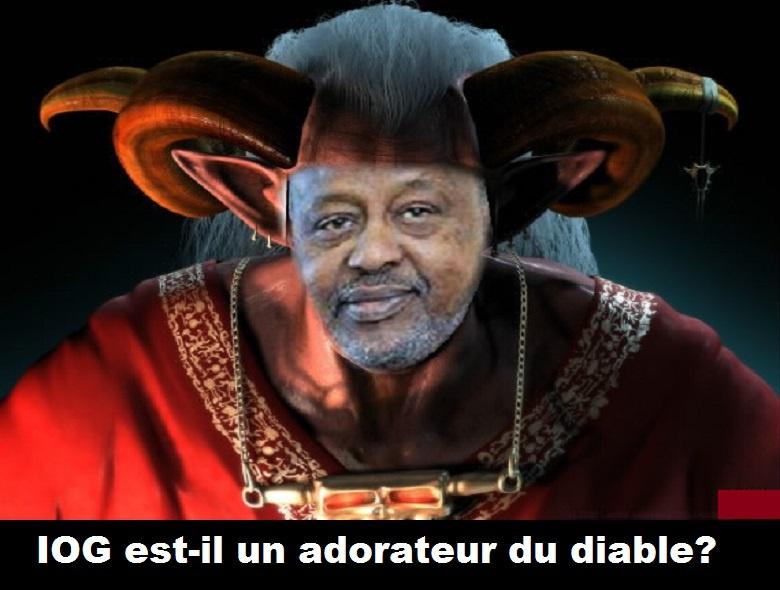 Franc-maçonnerie : le dictateur djiboutien Guelleh est-il un adorateur du diable ?