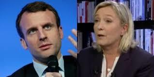 France: Macron avec 23,7 et Marie Le Pen 21,7.
