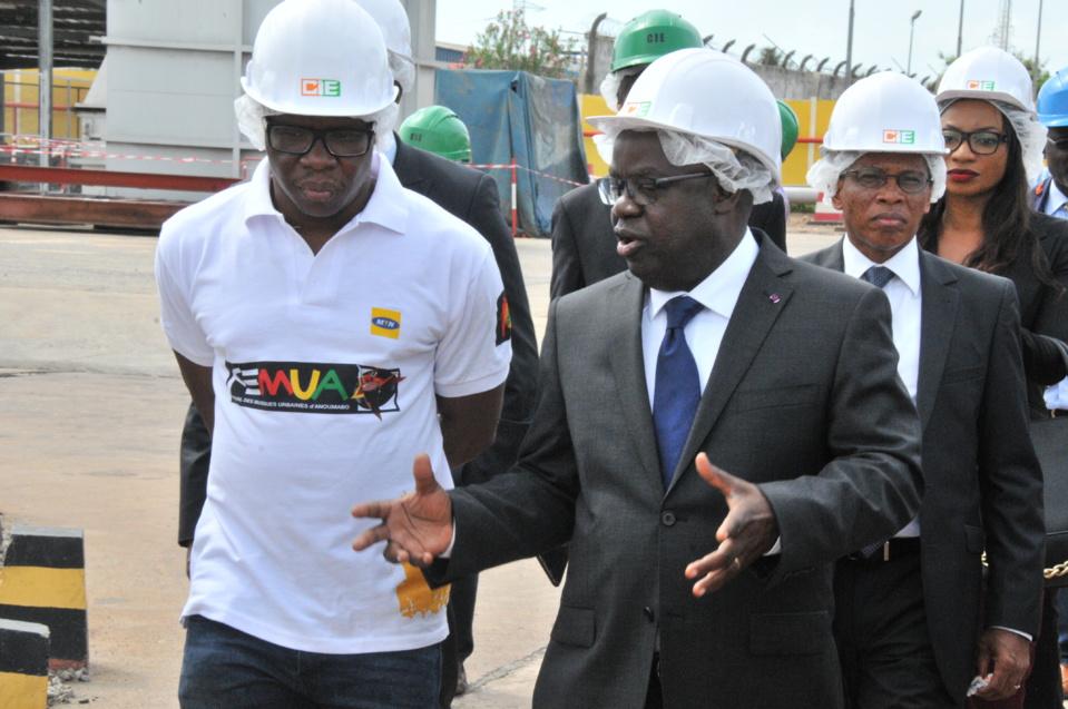 Côte d'Ivoire : Magic System ambassadeur de la compagnie nationale d'électricité pour le bien-être de la population