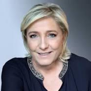 La candiate à l'élection présidentielle française, Marine Le Pen (FN). Crédit photo : Sources
