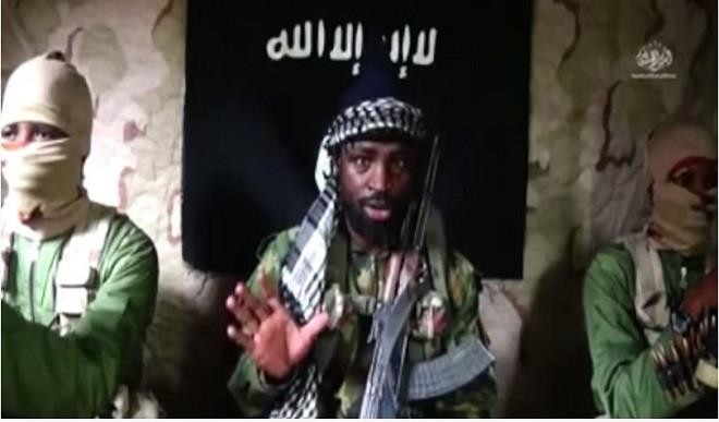 Nigeria: Le Chef de Boko Haram assure qu'il est en vie (vidéo)