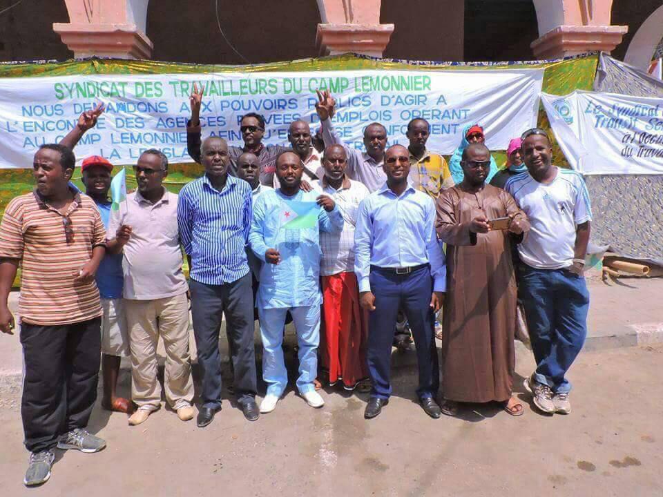 Vent d'espoir pour les travailleurs Djiboutiens en lutte pour une hausse de salaires