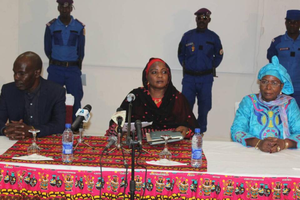 Tchad : Le bilan de Mariam Djimet Ibet à la tête de la mairie centrale.