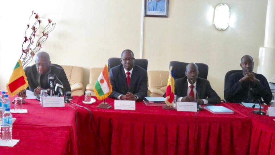 Terrorisme et criminalité : Niger, Tchad et Mali adaptent leur arsenal juridique