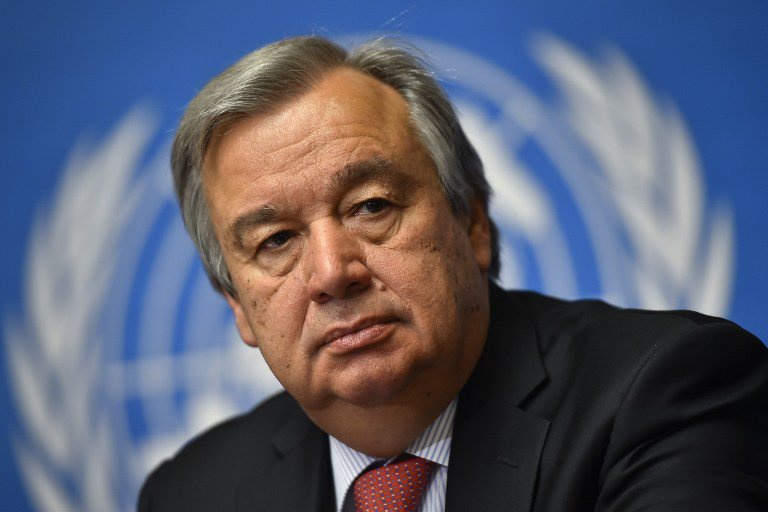 Belt and Road initiative offers new ideas for international cooperation: UN Secretary-General