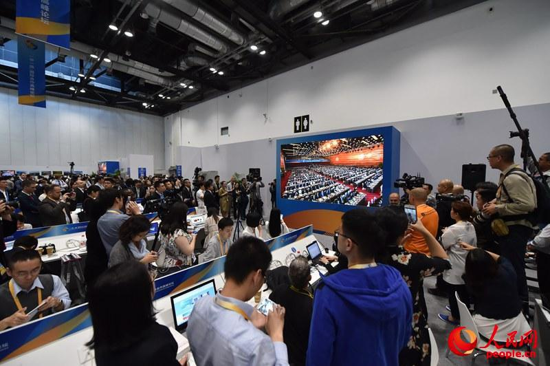 Belt and Road initiative contributes to open, win-win new world: People's Daily