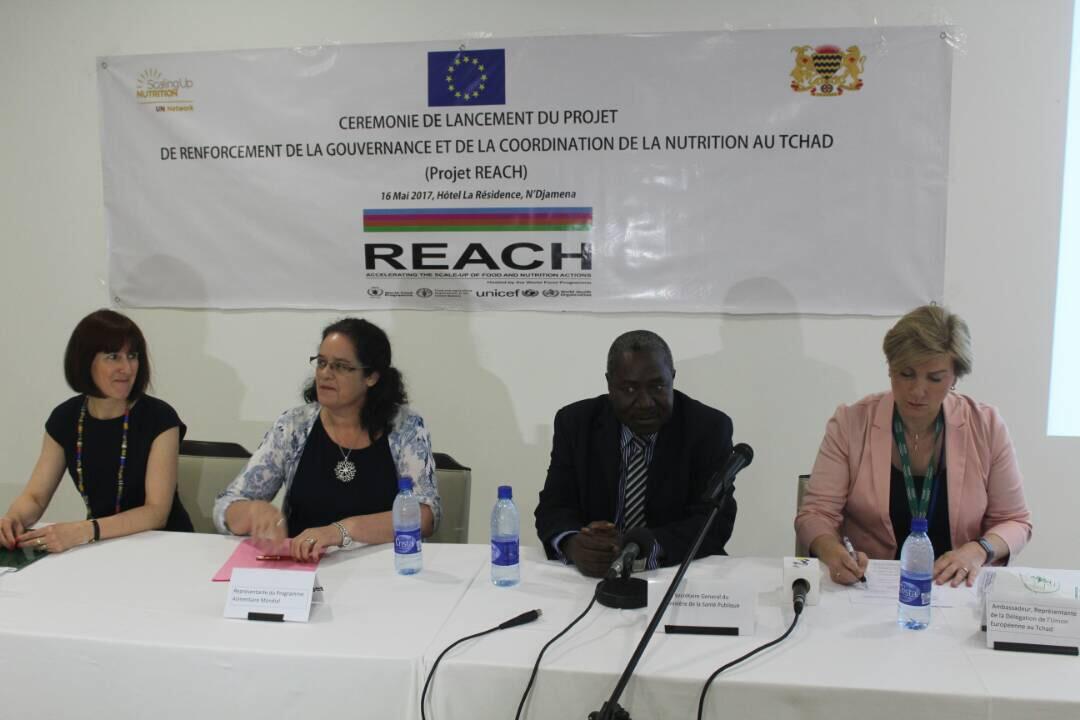 Tchad : Impact négatif de la malnutrition sur l'économie, plus de 38% des enfants touchés