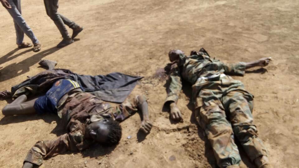 Soudan: le libyen Haftar et l'égyptien Alsissi derrière l'offensive rebelle