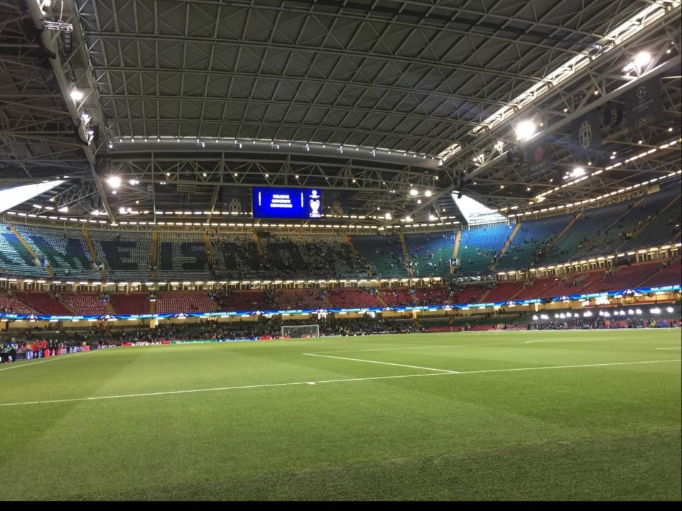 4,1 millions de visites sur le site UEFA.com durant ce week-end de finale de la Champions League, selon Interoute