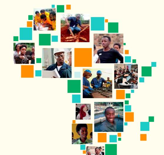 Comment les investissements de la BAD dans la jeunesse font naître l'espérance d'une Afrique nouvelle