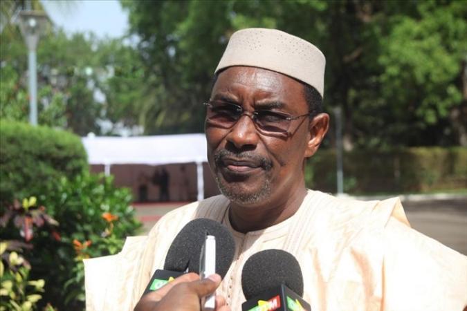 Le Premier Ministre Abdoulaye Idrissa Maïga. Crédits : Sources