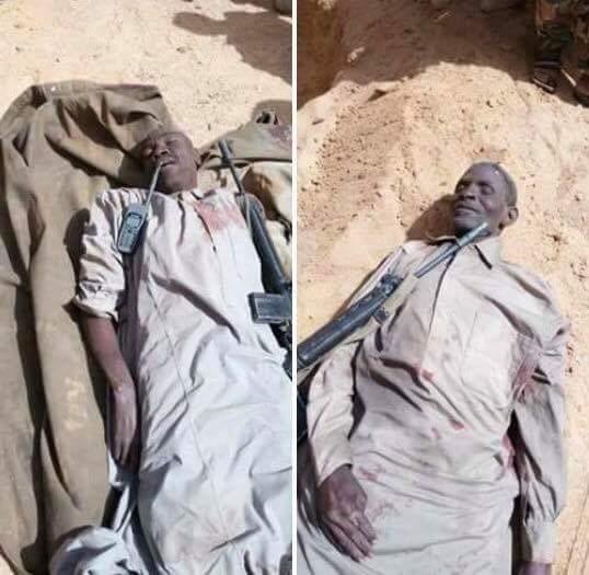 Soudan: Des prisonniers froidement exécutés?