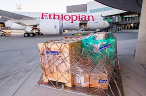 Ethiopian Airlines, Boeing et des ONG mutualisent leurs efforts pour un vol humanitaire.
