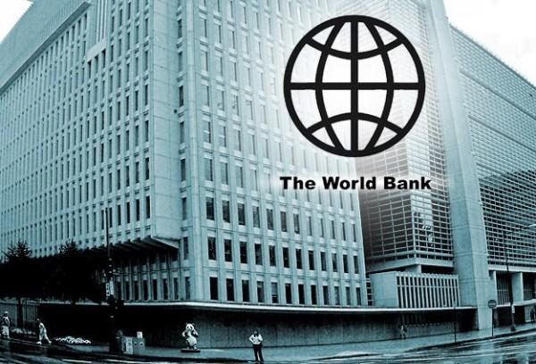 Banque mondiale. Crédits : Sources