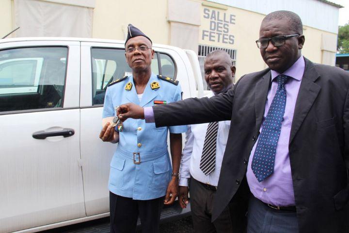 Police nationale ivoirienne : Vers la validation d'un référentiel d'audit et contrôle