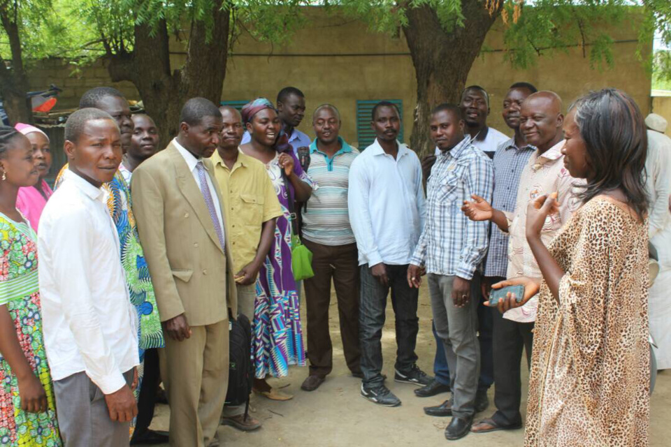 Tchad : Les agents contractuels de l'ONDR et conseillers du PNSA réclament leur dû. Alwihda Info